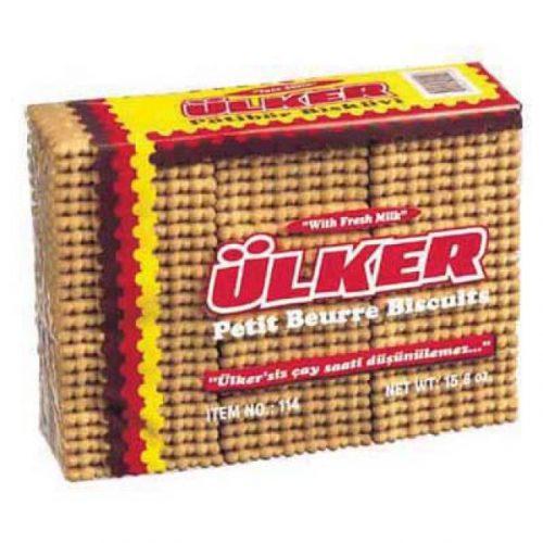 ULKER TEA BISCUITS (4x16)