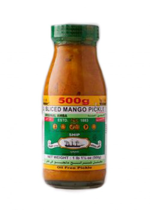 PICKLED MANGOS (500g)