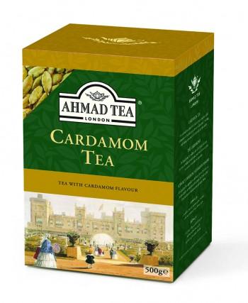 AHMAD CARDAMON TEA (24x500g)