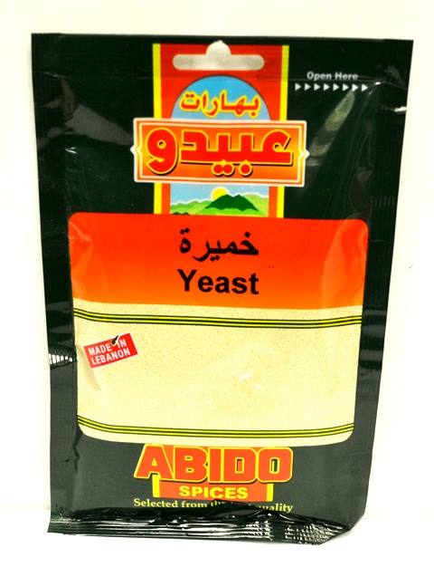 ABIDO YEAST