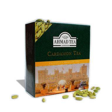 AHMAD CARDAMON TEA BAGS (24x100)