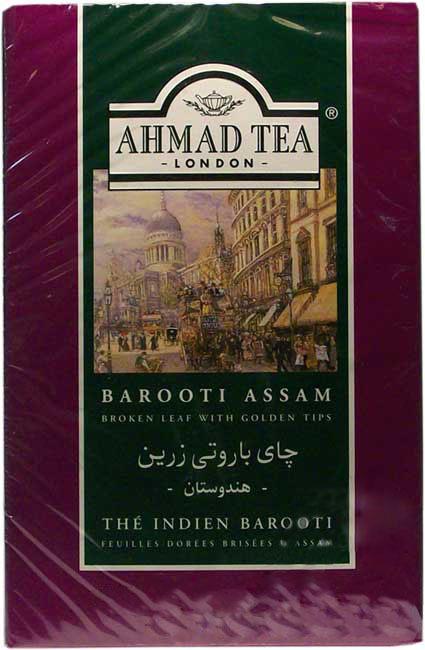 AHMAD BAROOTI TEA