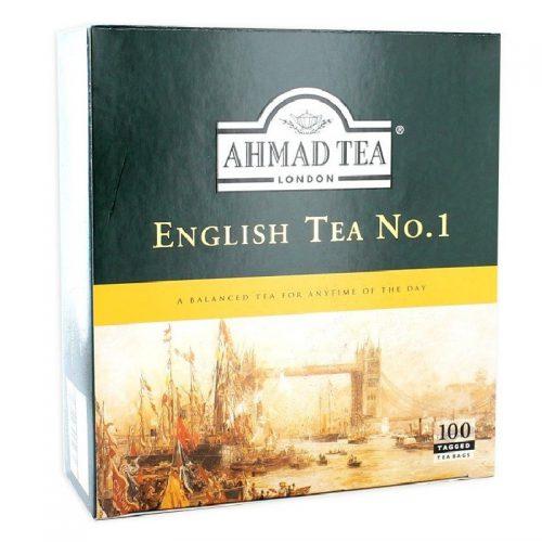 AHMAD No.1 ENGLISH  TEA BAGS