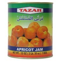 APRICOT JAM CANS 1KG