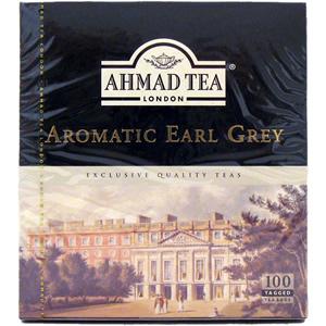 AHMAD AROMATIC EARL GREY BAGS