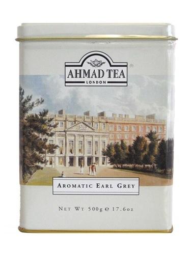 AHMAD AROMATIC EARL GREY LOOSE