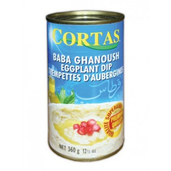 BABA GHANOUSH  CORTAS