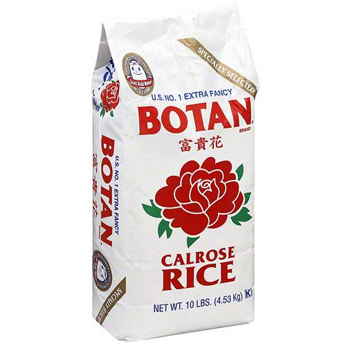 BOTAN RICE (4x10LB)