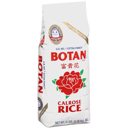BOTAN RICE (8x5LB)