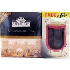 AHMAD CARDAMON TEA BAGS (12x100)