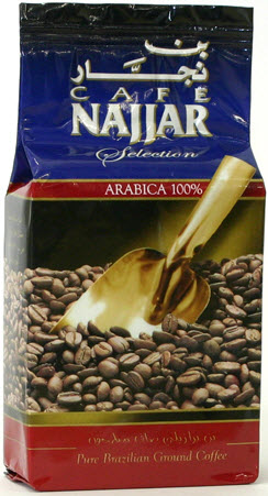 COFFEE NAJJAR 450g