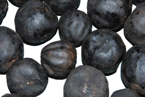 DRIED LEMONS - BLACK