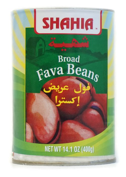 BROAD FAVA BEANS 400g