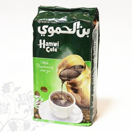 COFFEE HAMWI w/CARDAMON 200g
