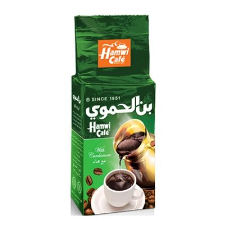 COFFEE HAMWI w/CARDAMON 500g
